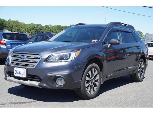 2016 Subaru Outback 2.5i Limited SUV
