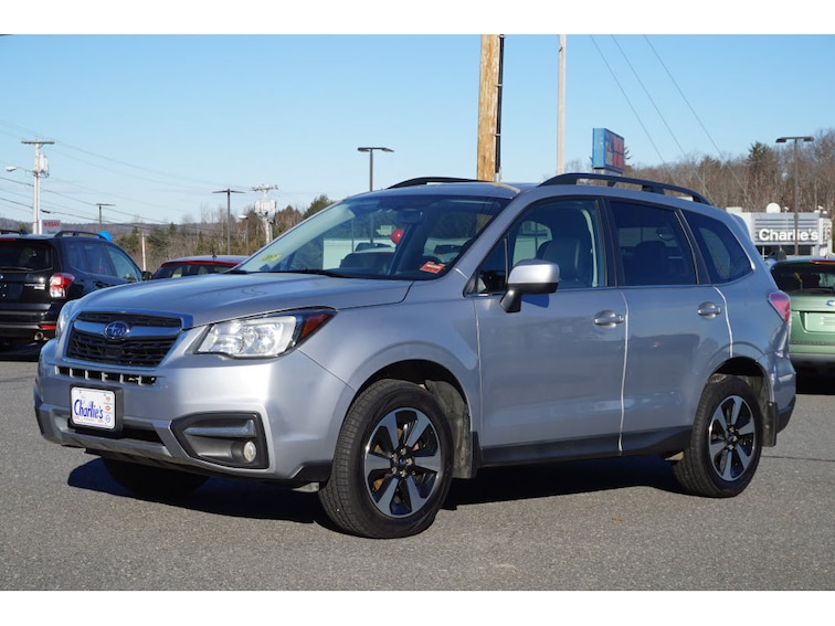 Used 2017 Subaru Forester 2.5i Limited SUV Augusta