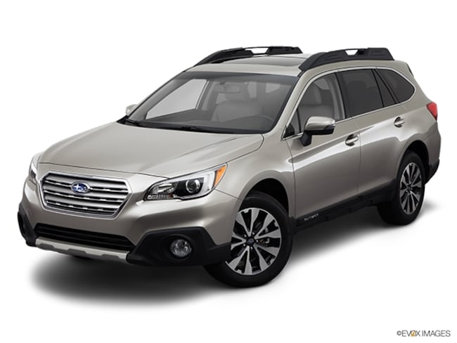 Used 2015 Subaru Outback 2.5i Limited w/Moonroof/KeylessAccess/Nav/EyeSight SUV For Sale Augusta, ME