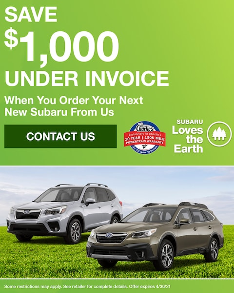 Save $1,000 Under Invoice