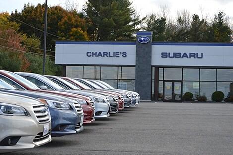 Subaru Dealers Near Me >> Augusta Maine New Subaru Used Car Dealer Charlie S Subaru Near