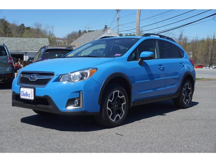 Subaru Crosstrek Used >> Used 2016 Subaru Crosstrek For Sale Augusta Me Vin Jf2gpanc9g8278394