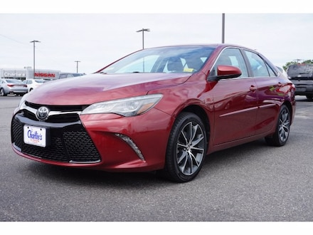 Featured Used 2016 Toyota Camry XSE Sedan for Sale near Waterville, ME