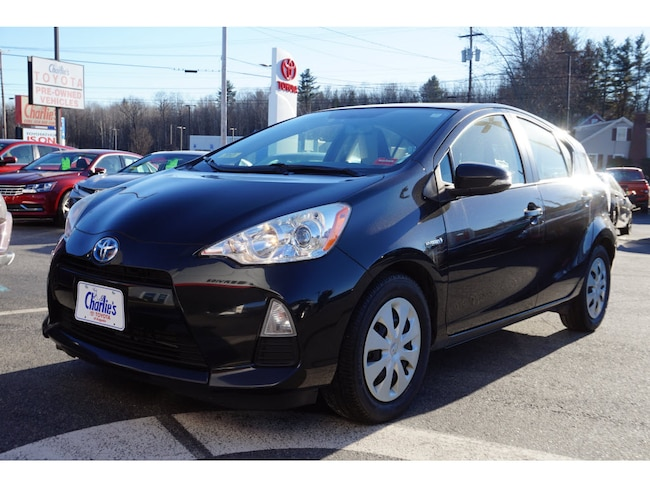 Used 2013 Toyota Prius c Hatchback For Sale Augusta, ME