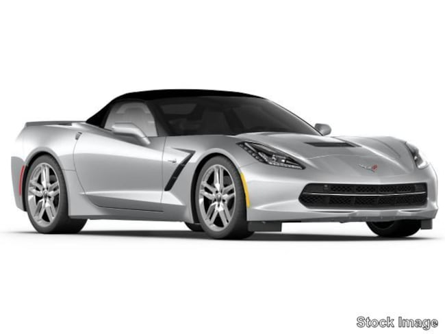 Used 2017 Chevrolet Corvette Stingray Z51 Convertible For Sale Augusta, ME