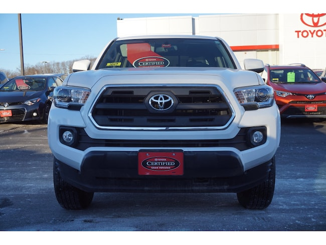 used 2017 toyota tacoma for sale augusta me stock bc8208. Black Bedroom Furniture Sets. Home Design Ideas