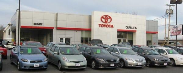 Attractive Charlieu0027s Toyota | Augusta, ME | New U0026 Used Toyota Dealership