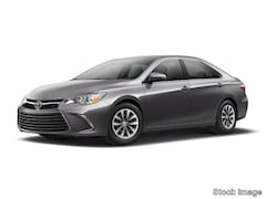 Buy a 2016 Toyota Camry LE Sedan For Sale in Augusta