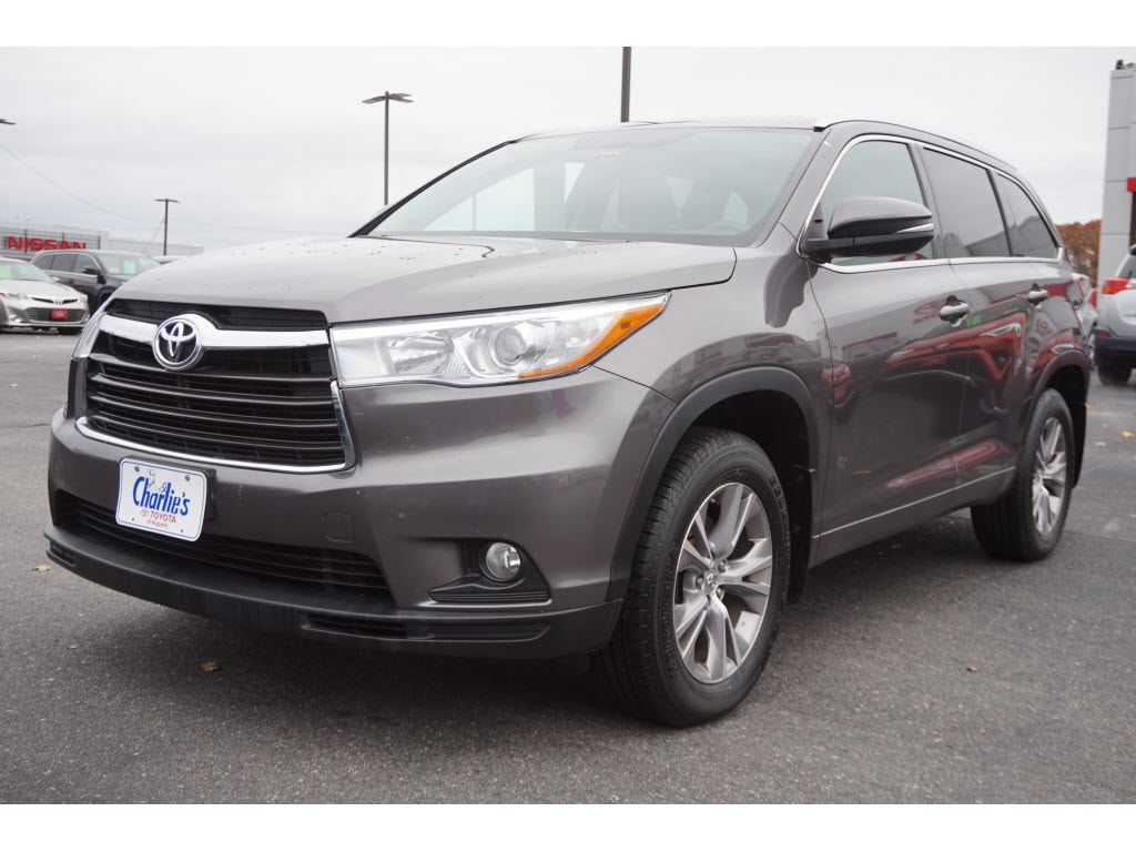 2015 Toyota Highlander For Sale >> Used 2015 Toyota Highlander For Sale In Augusta Near Waterville