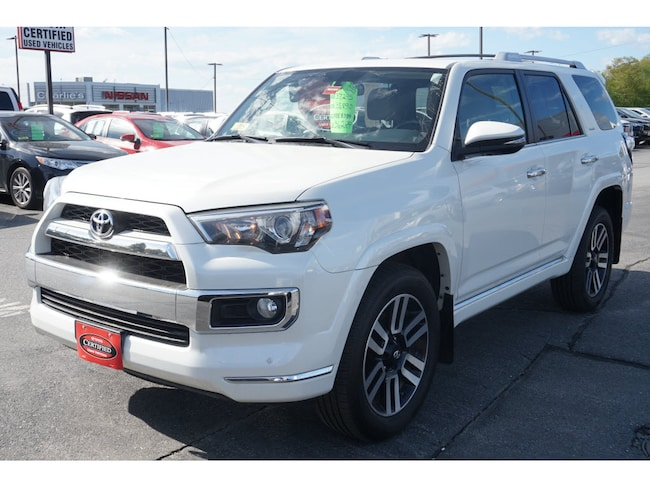 Used 2015 Toyota 4Runner SUV For Sale Augusta, ME