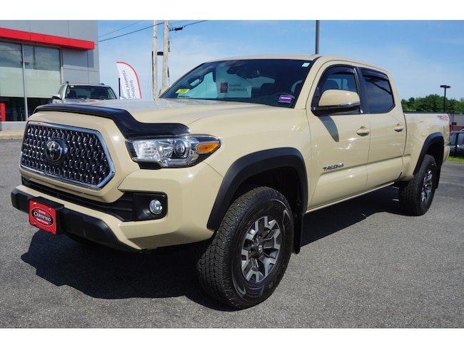 Used 2019 Toyota Tacoma Truck Double Cab For Sale Augusta, ME
