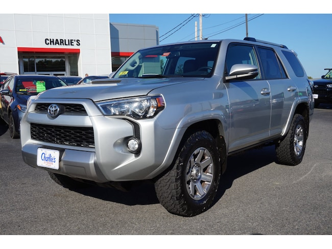 used 2014 toyota 4runner for sale augusta, me | stock# t81187a