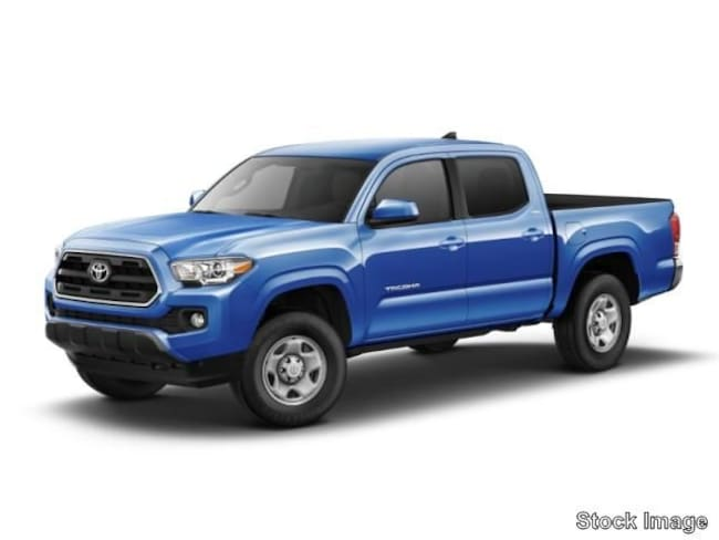 Used 2016 Toyota Tacoma SR5 V6 Truck Double Cab Augusta
