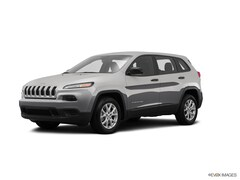 2015 Jeep Cherokee Sport 4x4 SUV