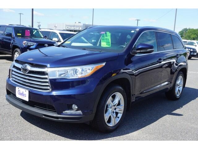 2015 Toyota Highlander For Sale >> 2016 Toyota Camry