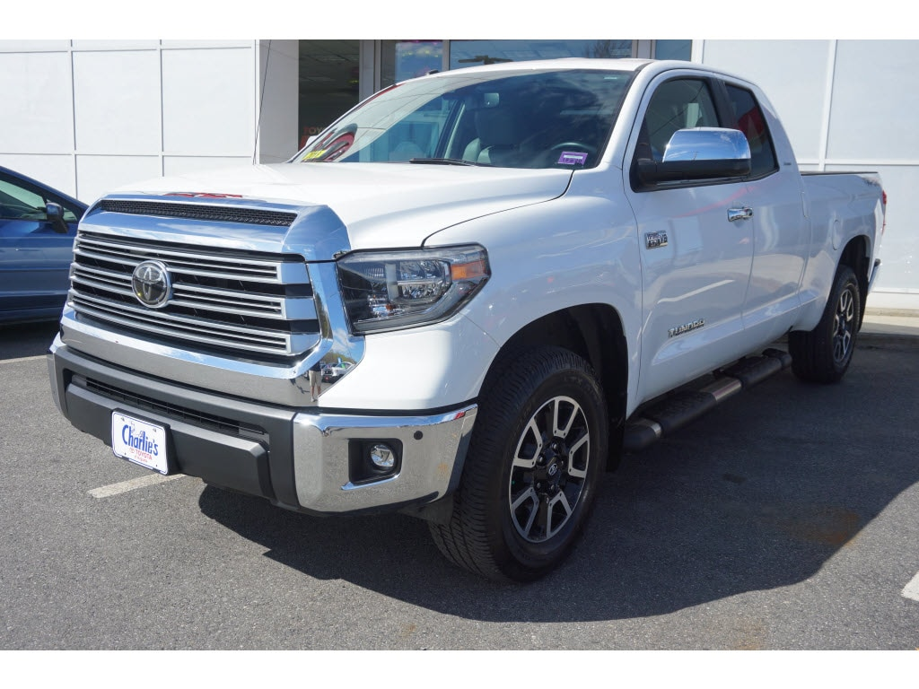 Toyota Tundra For Sale In Maine >> Used 2018 Toyota Tundra For Sale In Augusta Me Near Lewiston Auburn Vin 5tfby5f17jx703148