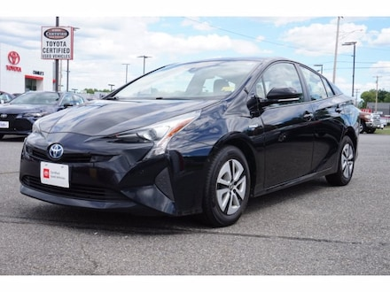 Featured Used 2018 Toyota Prius Four Touring Hatchback for Sale near Waterville, ME