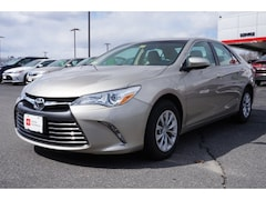 Certified used 2015 Toyota Camry LE Sedan for Sale in Augusta, ME