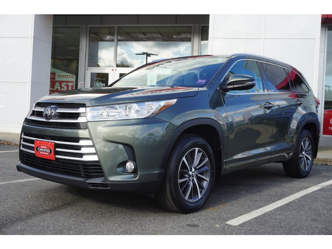 Used 2018 Toyota Highlander SUV For Sale Augusta, ME