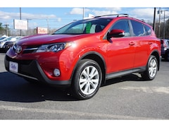 Buy a 2013 Toyota RAV4 4WD SUV For Sale in Augusta