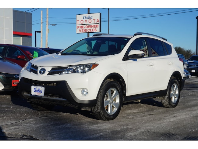 Used 2013 Toyota RAV4 4WD SUV For Sale Augusta, ME