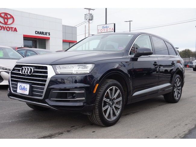 Used 2017 Audi Q7 SUV For Sale Augusta, ME