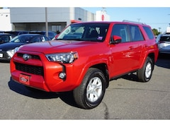 Used 2017 Toyota 4Runner SR5 SUV For Sale in Augusta