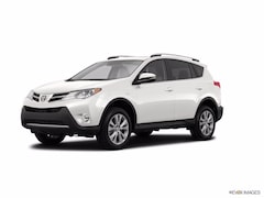 Buy a 2015 Toyota RAV4 Limited SUV For Sale in Augusta