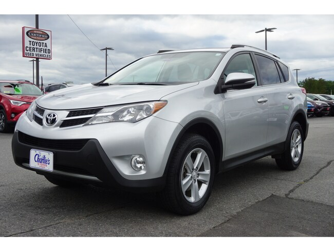Used 2014 Toyota RAV4 4WD SUV For Sale Augusta, ME