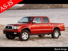Bargain Used 2003 Toyota Tacoma Base V6 Truck Double-Cab For Sale in Augusta