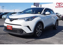Buy a 2019 Toyota C-HR Limited SUV For Sale in Augusta