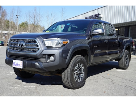 Featured Used 2017 Toyota Tacoma Truck Double Cab for Sale near Waterville, ME
