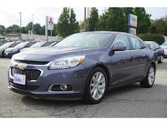 Bargain Used 2014 Chevrolet Malibu LT w/2LT Sedan For Sale in Augusta