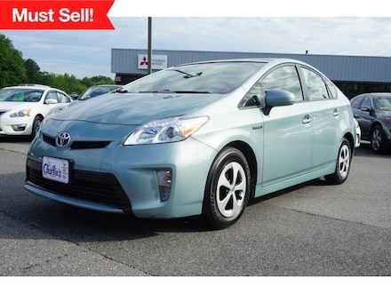 Featured Used 2015 Toyota Prius Hatchback for Sale near Waterville, ME