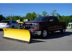 Used 2014 Chevrolet Silverado 1500 LT Truck Double Cab For Sale in Augusta