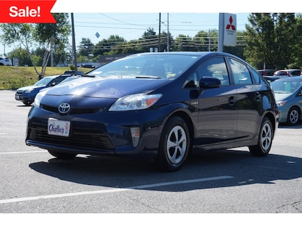 Featured Used 2014 Toyota Prius Hatchback for Sale near Waterville, ME