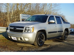 Used 2010 Chevrolet Avalanche 1500 LT1 Truck Crew Cab For Sale in Augusta