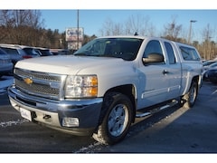 Used 2013 Chevrolet Silverado 1500 LT Truck Extended Cab For Sale in Augusta