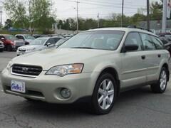 2006 Subaru Outback 2.5 i Wagon