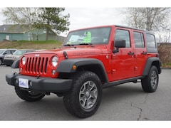 Used 2014 Jeep Wrangler Unlimited Rubicon 4x4 SUV 1C4BJWFG4EL301244 for Sale in Augusta, ME