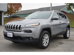 Used 2015 Jeep Cherokee Latitude 4x4 SUV For Sale in Augusta