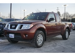 2016 Nissan Frontier Truck King Cab