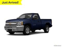 Bargain Used 2012 Chevrolet Silverado 1500 Work Truck Truck Regular Cab For Sale in Augusta