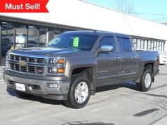 Used 2014 Chevrolet Silverado 1500 LTZ Truck Crew Cab For Sale in Augusta