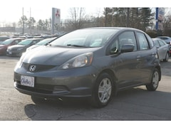 Bargain Used 2013 Honda Fit Base Hatchback For Sale in Augusta