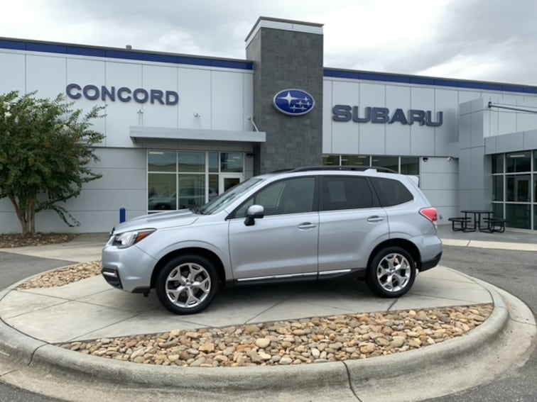 Used 2017 Subaru Forester 2.5i Touring w/Nav+EyeSight+Starlink SUV for sale in Concord, NC at Subaru Concord - Near Charlotte NC