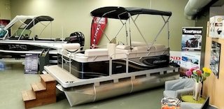 2019 Qwest Pontoons 7515 EDGE CLASSIC DELUXE/SOLD