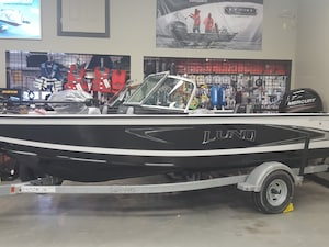 2018 LUND BOAT CO 1875 CROSSOVER XS