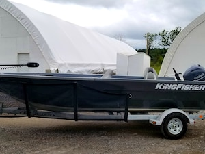 2018 KINGFISHER 1825 WARRIOR TL MULTI SPECIES