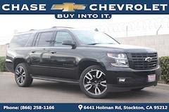New 2019 Chevrolet Suburban Premier SUV 1GNSKJKJ2KR129099 in Stockton, CA